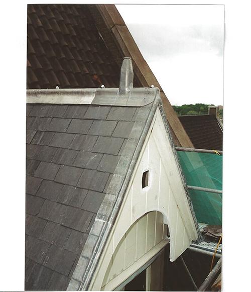 Station Roosendaal, Dakkapellen dak vervangen door Adan Installatiebedrijf